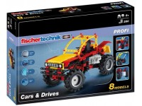 Fischertechnik Profi Cars and drives - 516184